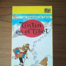 Cine: LAS AVENTURAS DE TINTIN EN EL TIBET PERIODICO YA. Lote 176811855