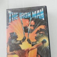 Cine: THE IRON MAN. Lote 176925778