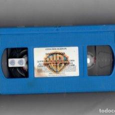 Cine: SCOOBY- DOO- VHS SEGUNDA MANO SIN ESTUCHE. Lote 176926203