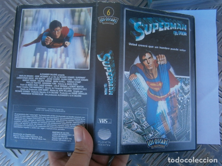Cine: SUPERMAN RARA EDICCION¡¡ - Foto 1 - 177891375