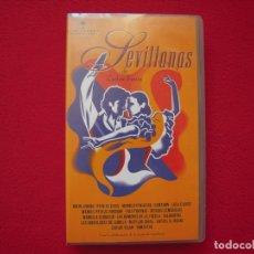 Cine: SEVILLANAS - PELICULA EN VHS DE CARLOS SAURA. Lote 177978963