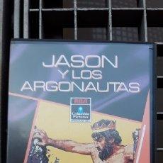 Cine: 1 VIDEO VHS DE ** JASON Y LOS ARGONAUTAS ** NANCY KOVACK . COLUMBIA P. 1990 SIN REVISAR ORIGINAL. Lote 178024720