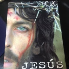 Cine: PELICULA VHS JESUS DE NAZARET - 2 PELICULAS. Lote 178192488