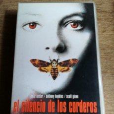 Cine: EL SILENCIO DE LOS CORDEROS. Lote 178205190