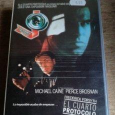 Cine: EL CUARTO PROTOCOLO. Lote 178207607
