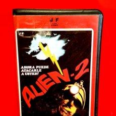 Cine: ALIEN 2 (1980) - ALIEN 2 : SULLA TERRA - EDICION JOSE FRADE. Lote 178913547
