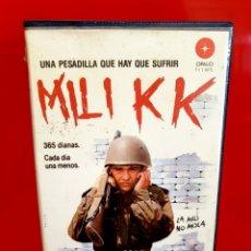 Cine: MILI KK (1987) - MARCO RISI, CLAUDIO AMENDOLA . Lote 178913955
