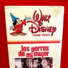 Cine: LOS PERROS DE MI MUJER (1966) - THE UGLY DACHSHUND. Lote 178914088