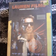 Cine: TERMINATOR VHS PRIMERA EDICION.1983. Lote 179006952
