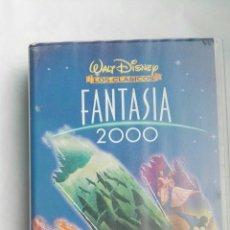 Cine: FANTASÍA 2000 VHS DISNEY. Lote 179050618