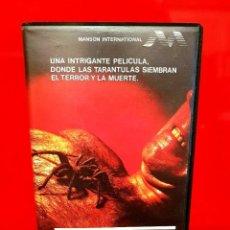 Cine: VENENO EL BESO DE LA TARANTULA (1976) - MANSON INTERNATIONAL. Lote 179097457