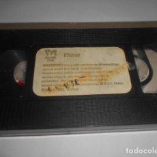 Cine: VHS SIN CARATULA SOLO CINTA - THIRTS - 40. Lote 179179830