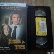 Cine: SOMBRA DE TERROR VHS ( ÚNICA EN TC ). Lote 179240792