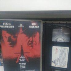 Cine: MAREA ROJA. VHS. Lote 179251255