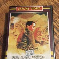 Cine: VALENTINA-ANTHONY QUINN-JORGE SANZ -PALOMA GOMEZ. Lote 179326401