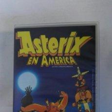 Cine: ASTÉRIX EN AMÉRICA VHS. Lote 179912711