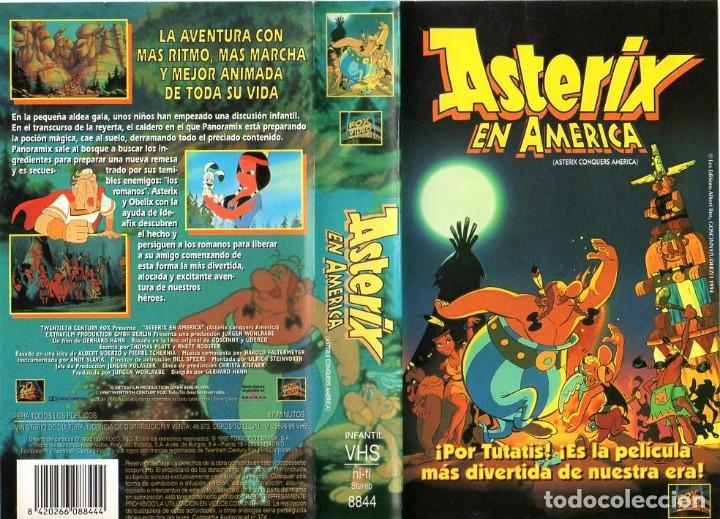 Cine: ASTERIX EN AMÉRICA - Foto 2 - 180109006