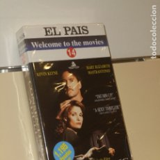 Cine: EL PAIS WELCOME TO THE MOVIES Nº 14 CONSENTING ADULTS V.O. CON SUBTITULOS EN INGLES - VIDEO VHS. Lote 180126136