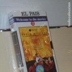 Cine: EL PAIS WELCOME TO THE MOVIES DEAD POETS SOCIETY V.O. CON SUBTITULOS EN INGLES - VIDEO VHS. Lote 180126606