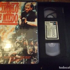 Cine: CIRCULO DE MIEDO - CLARK HENDERSON - JOHN CALVIN , JOHN ERICSON - RCA 1989. Lote 180179015