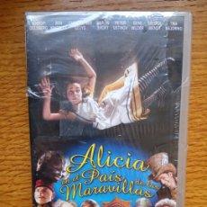 Cine: ALICIA EN EL PAIS DE LAS MARAVILLAS 1999 WOOPI GOLDBERG. Lote 180202691