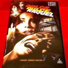 Cine: DULCE, DULCE RAQUEL (1971) - PSICOPATA, PODERES PSIQUICOS - RAREZA IVS. Lote 180429216