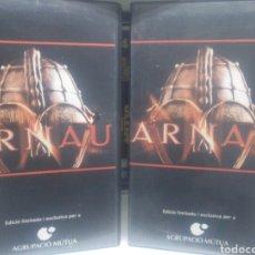 Cine: ARNAU COMPLETA. VHS. Lote 180464825