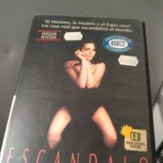 Cine: ESCÁNDALO. VHS. Lote 180509555