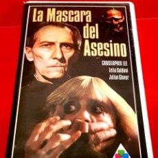 Cine: LA MASCARA DEL ASESINO - VIDEO TRICORP. Lote 180514810