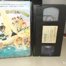 Cine: VHS RECLUTAS EN LAS FUERZAS AEREAS - COMEDIA EROTICA. Lote 180926470