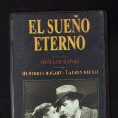 Cine: EL SUEÑO ETERNO (INT: HUMPHREY BOGART / LAUREN BACALL · DIR: HOWARD HAWKS). Lote 181092473
