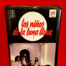 Cine: LOS NIÑOS DE LA LUNA LLENA - RAREZA UNICA TERROR I.V.E. Lote 181095840