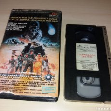 Cine: VHS - GUERREROS DEL SOL. Lote 181188455