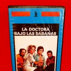 Cine: LA DOCTORA BAJO LAS SÁBANAS (1976) - LA DOTTORESSA SOTTO IL LENZUOLO. Lote 181418366