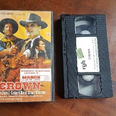 Cine: CROWN - LAMONT JOHNSON - ROBERT DUVALL , RICHARD BOONE - RGH 1987. Lote 181478430