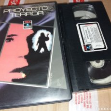 Cine: PROYECTO TERROR- VHS. Lote 181563880