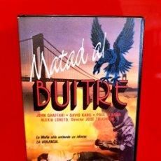 Cine: MATAD AL BUITRE (1981) • JOSÉ TRUCHADO • DESCATALOGADA. Lote 181967330