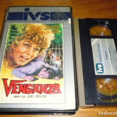 Cine: VENGANZA - JUD TAYLOR , SHELLEY WINTERS , STUART WHITMAN - VHS. Lote 181990432
