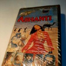 Cine: ASHANTI VHS - RICHARD FLEISCHER - MICHAEL CAINE - OMAR SHARIF. Lote 182052113