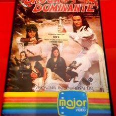 Cine: DROGA DOMINANTE (1980) - EVERLASTING CHIVALRY. Lote 182054608