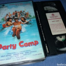 Cine: PARTY CAMP- VHS- SEX COMEDY (2). Lote 182103528