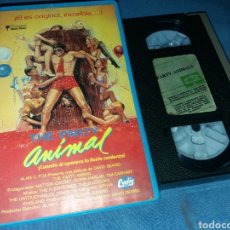 Cine: THE PARTY ANIMAL- VHS- SEX COMEDY. Lote 182103656