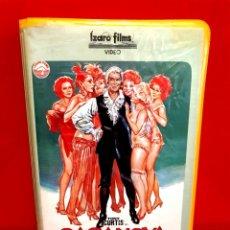 Cine: CASANOVA (1977) - FRANZ ANTEL, TONY CURTIS - 1ª EDICIÓN. Lote 182232926