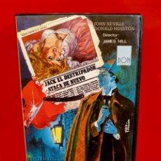 Cine: UN ESTUDIO DEL CRIMEN - JACK EL DESTRIPADOR ATACA DE NUEVO - JAMES HILL. Lote 182433432