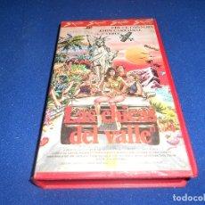 Cine: VHS\. LAS CHICAS DEL VALLE. TÍTULO ORIG. THE VALS • AMERICANADA SEXY DE TEENS. Lote 182797941