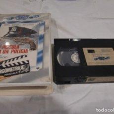 Cine: VHS ORIGINAL / UNA PISTOLA PARA UN POLICIA. Lote 182877873