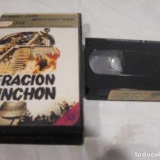 Cine: VHS ORIGINAL / OPERACION INCHON. Lote 182881518
