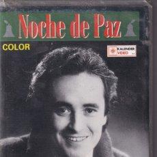 Cine: NOCHE DE PAZ - JOSÉ CARRERAS. Lote 182963970