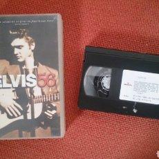 Cine: ELVIS PRESLEY VHS ELVIS 56 BMG 1996. Lote 182986810