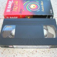 Cine: PELICULA EN VHS GRABACIONES ,TODOS LOS HERMANOS ERAN VALIENTES. Lote 183155223